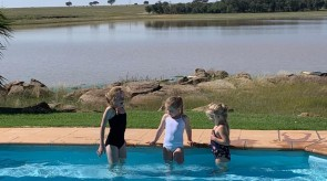 Makgoro Lodge Activities - Pool