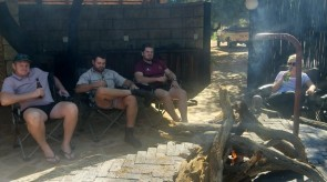 Makgoro Lodge Activities - Lapa & Braai