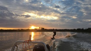 Makgoro Lodge Activities - Waterski